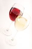 Still life with red and white wines Royalty Free Stock Image