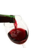 Still life with red wine Stock Image