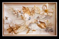 Still-life - a room ornament. Composition for a habitation ornament - the designer Ekaterina Denisenko Stock Photo