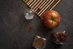 Still-life of rural foods Royalty Free Stock Photo