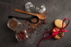 Still-life of rural foods Royalty Free Stock Photography