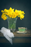 Still Life On Rustic Table Royalty Free Stock Photos