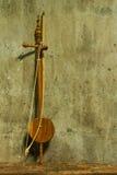 Still Life saloa - Thai musical instrument Stock Photo