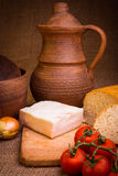 Still life in simple things Royalty Free Stock Photography
