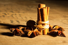 Still life with spice Royalty Free Stock Image