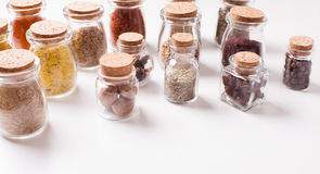 Still life with spices Royalty Free Stock Images