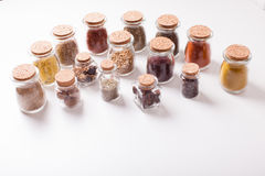 Still life with spices Stock Photo