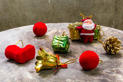 Still life with still life christmas Royalty Free Stock Photos