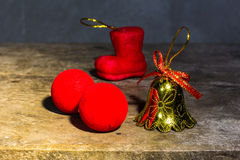 Still life with still life christmas Royalty Free Stock Photography