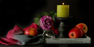 Still Life, Still Life Photography, Painting, Lighting royalty free stock image