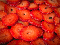 Still Life with strawberries Stock Photography