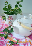 Still life with teapot Stock Photography