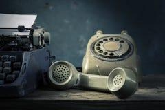 Still life telephone Royalty Free Stock Photos