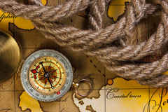 Still life with things leisure and travel Royalty Free Stock Images