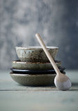 Still Life with Traditional Japanese Ceramic Royalty Free Stock Photo
