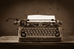 Still life type writer Royalty Free Stock Photo
