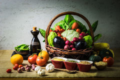 Still life vegetable Royalty Free Stock Photography