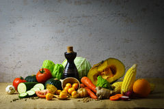 Still life vegetable Stock Photography