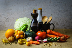 Still life vegetable Royalty Free Stock Image