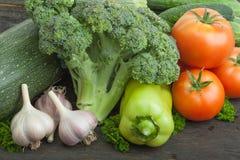 Still life vegetables Stock Photo