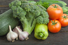 Still life vegetables Royalty Free Stock Images