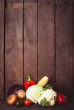 Still life of vegetables Royalty Free Stock Images