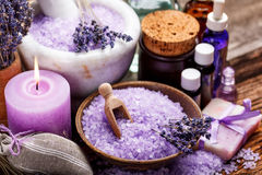 Free Still Life With Lavender Stock Photos - 45904553