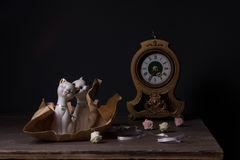 Free Still Life With Vintage Objects Royalty Free Stock Photography - 76235827