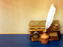 Still Life writer Stock Images