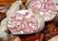 Free Still Meat And Sausage Stock Photos - 81110923