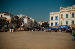 Still from the old town of Essaouira, Morocco royalty free stock photography