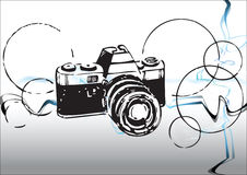 Still photo camera Royalty Free Stock Photo