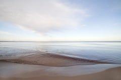 Still sea. Royalty Free Stock Photo