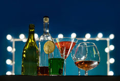 Still wine Royalty Free Stock Images