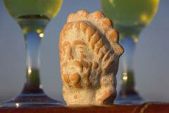 still wine för livstid Royaltyfri Fotografi