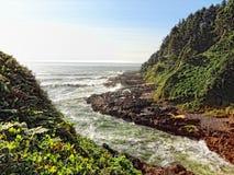 Stilla havet HDR Arkivfoton