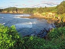Stilla havet HDR Royaltyfria Bilder