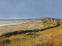 Stilla havet HDR Royaltyfri Foto