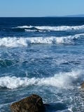 Stilla havetdeppighet Arkivbild