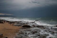Stillahavs- hav Royaltyfri Fotografi