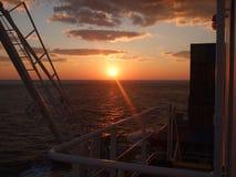 Stillahavs- hav Royaltyfri Bild