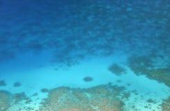 Stillahavs- hav Fotografering för Bildbyråer