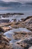 Stillahavs- hav för 58 liggande Arkivfoto