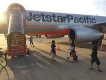 Stillahavs- Jetstar Royaltyfri Foto