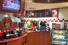 Stillahavs- kaffe Royaltyfria Foton