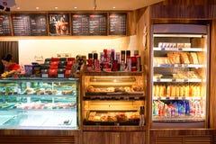 Stillahavs- kaffe Royaltyfri Foto