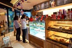 Stillahavs- kaffe Royaltyfri Bild