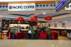 Stillahavs- kaffe Royaltyfri Fotografi