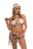 Stillahavs- princess för ö royaltyfri foto