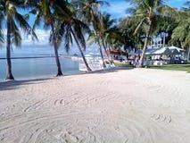 Stillahavs- semesterorter Cebu Royaltyfria Foton